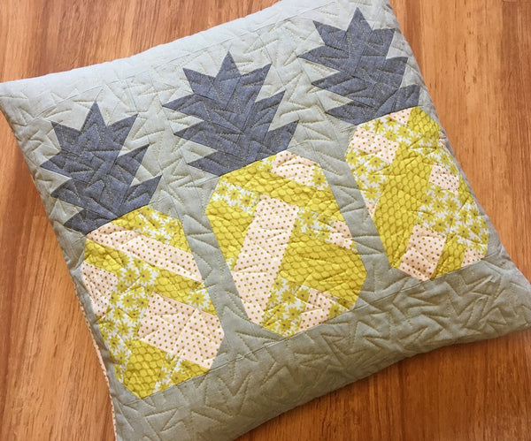 Elizabeth Hartman Pineapple Farm Quilt Pattern The