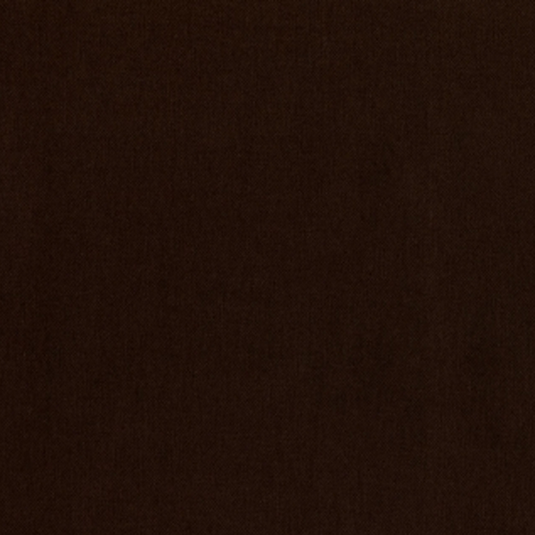 Stella Solid (Brown) | Broadcloth