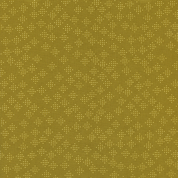 Lagoon - Speckles (Mustard) ⎮ Broadcloth