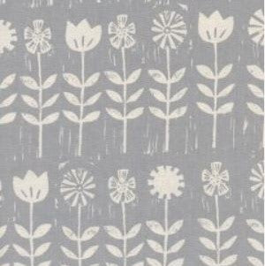 Sienna - Wildflower (Stone) | Broadcloth