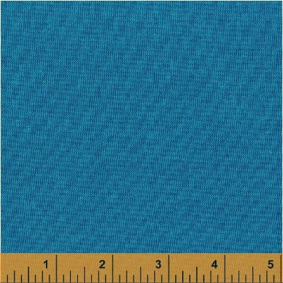 Artisan Solid - (Aqua Blue) | Chambray