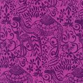 Jasmine (Boysenberry) | Broadcloth