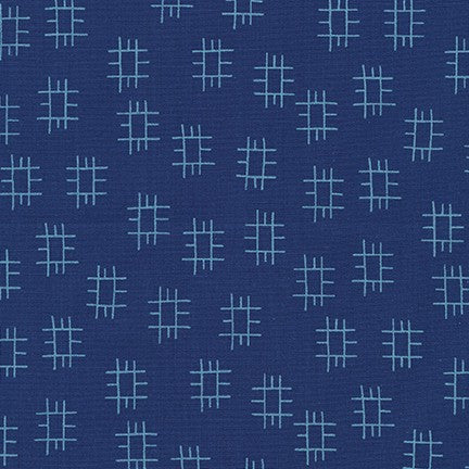 Conservatory (Navy) | Broadcloth