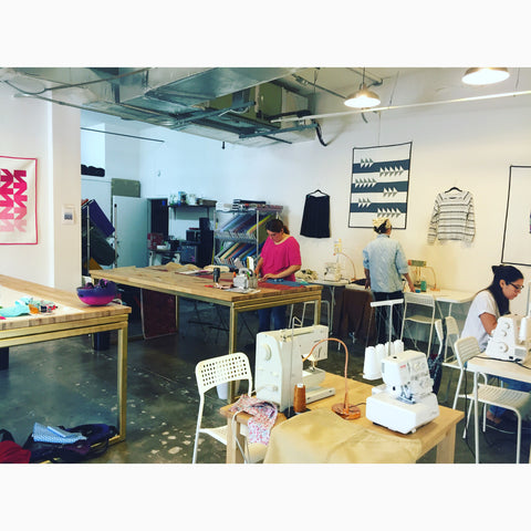 Open Sewing Lab (Weekdays) | All Levels