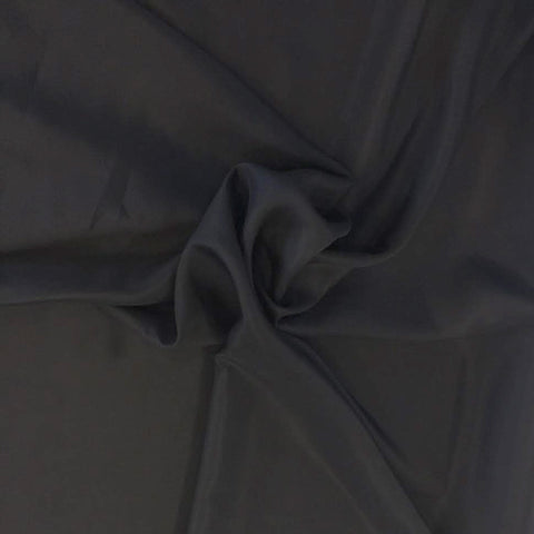 Lightweight Silk (Jet) | Silk