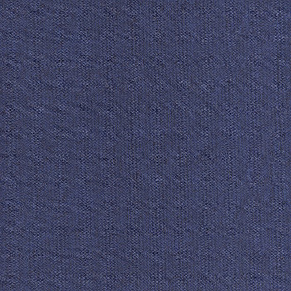 Peppered Cotton - (Midnight)⎜Chambray