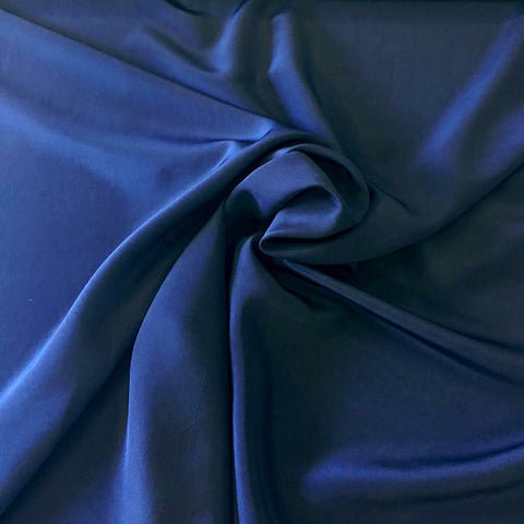 Lightweight Silk (Navy) | Silk