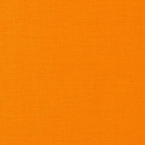 Cotton Couture- Solids (Orange) | Broadcloth