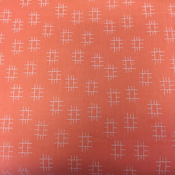 Conservatory (Peach) | Broadcloth