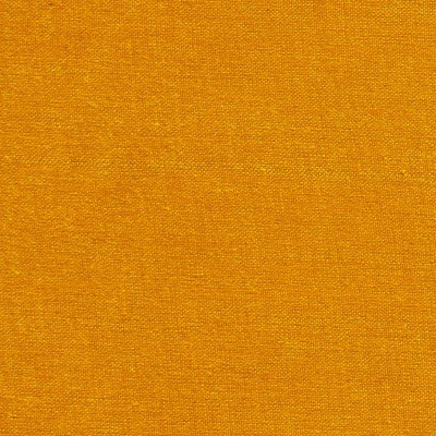 Peppered Cotton - (Saffron)⎜Chambray