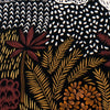 Africa - Masamba (Black + Brown) | Broadcloth