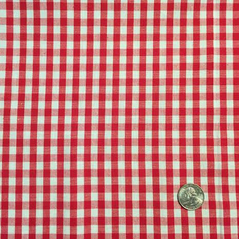 Picnic - (Red & White) | Gingham