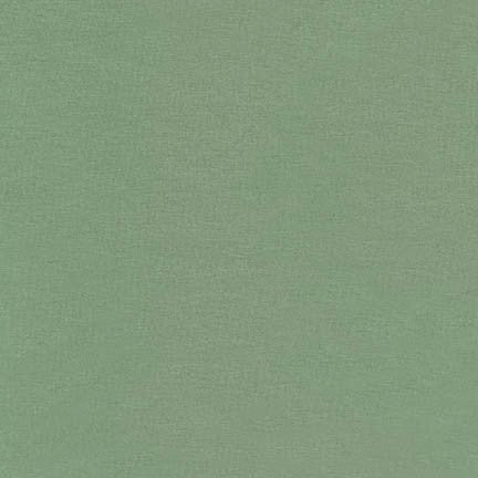Robert Kaufman - Laguna Cotton Jersey - (Sage) | Knit