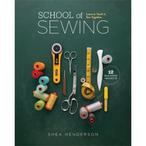 School of Sewing | Book
