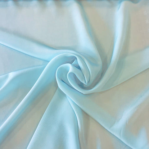 Lightweight Silk (Sky) | Silk