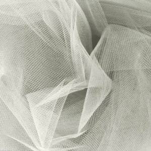 Netting - (Diamond White) | Tulle