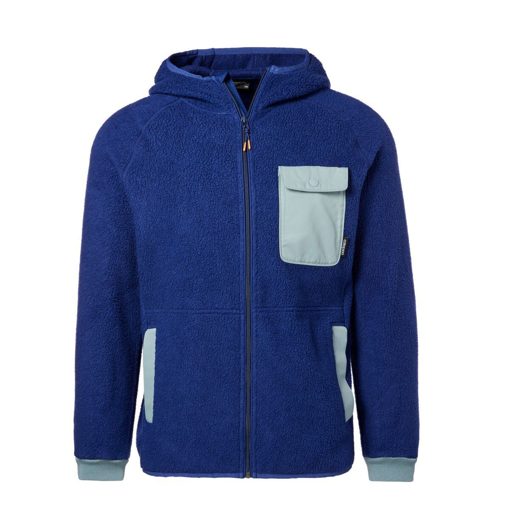 Cubre Full-Zip Fleece Jacket - Men's, Admiral, Front