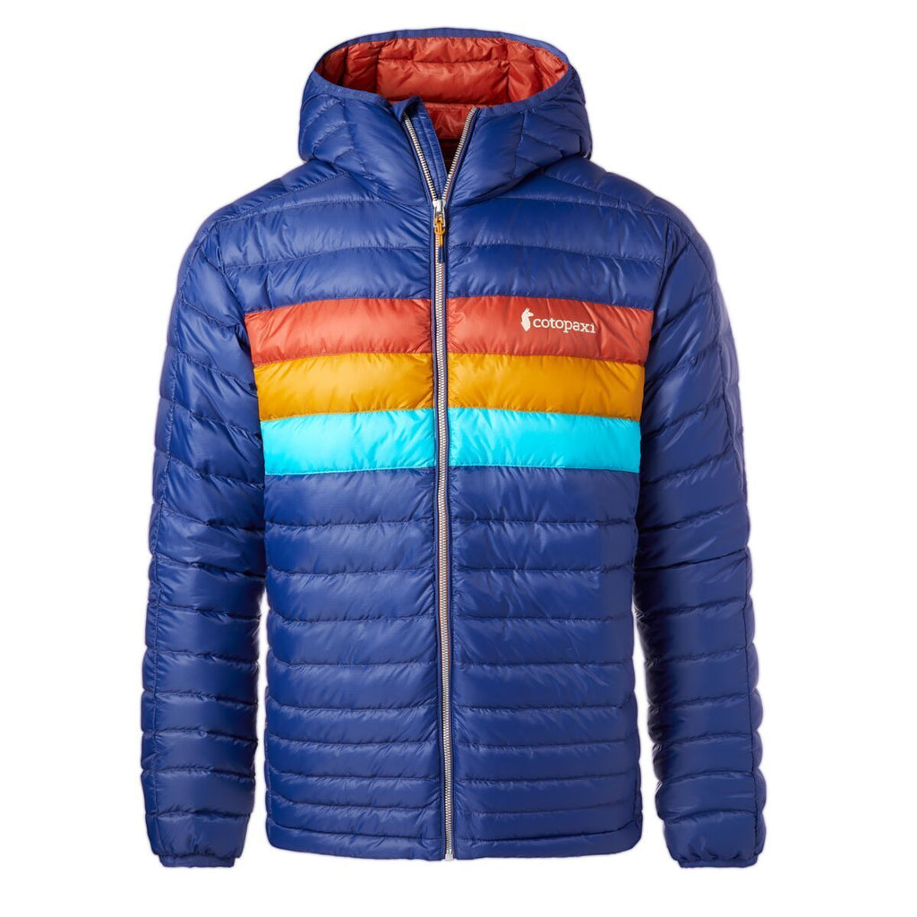 Fuego Down Jacket - Men's, Admiral, Front
