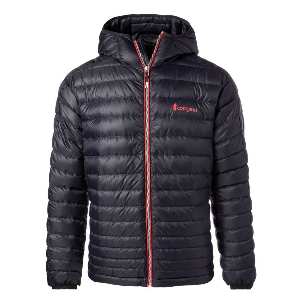 Fuego Down Jacket - Men's, Black, Front