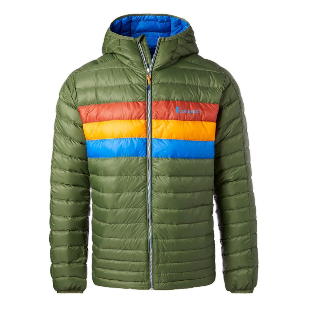 Fuego Down Jacket - Men's, Pine, Front
