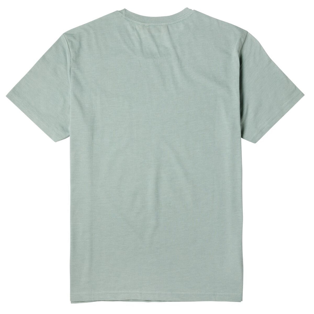 Mountain Sun T-Shirt - Men's, Sage, Back