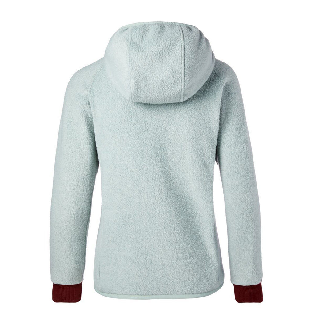Cubre Full-Zip Fleece Jacket - Women's, Sage, Back