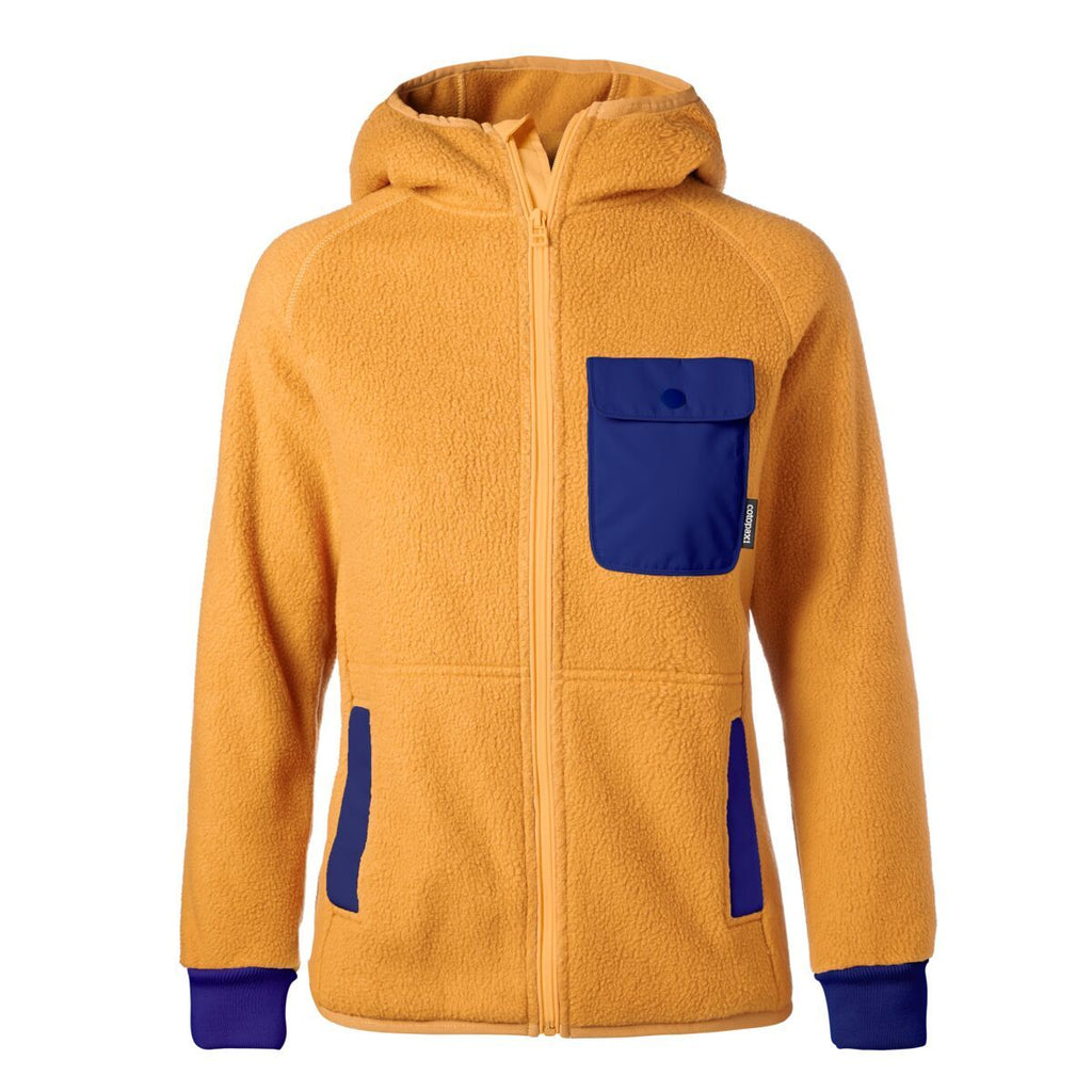 Cubre Full-Zip Fleece Jacket - Women's, Sahara, Front