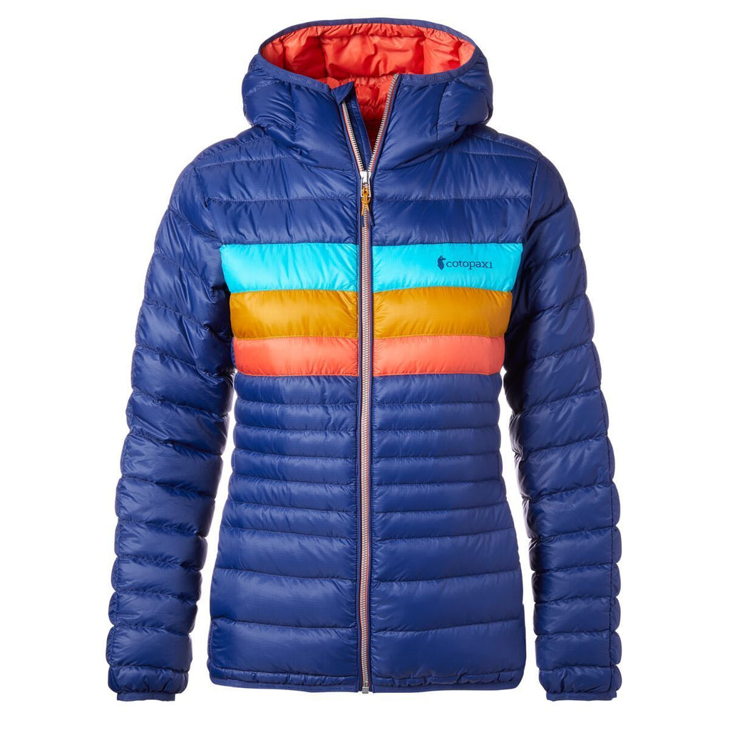 Fuego Down Jacket - Women's, Admiral, Front