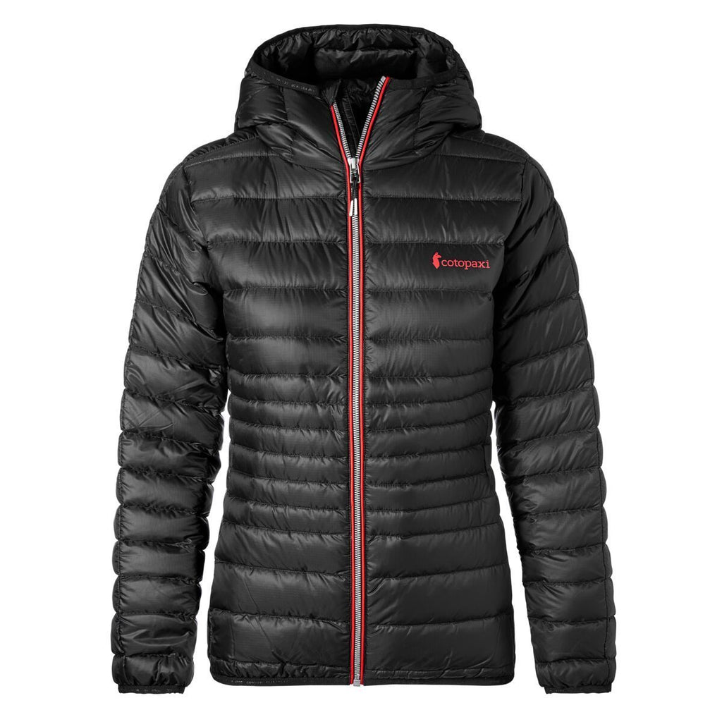 Fuego Down Jacket - Women's, Black, Front