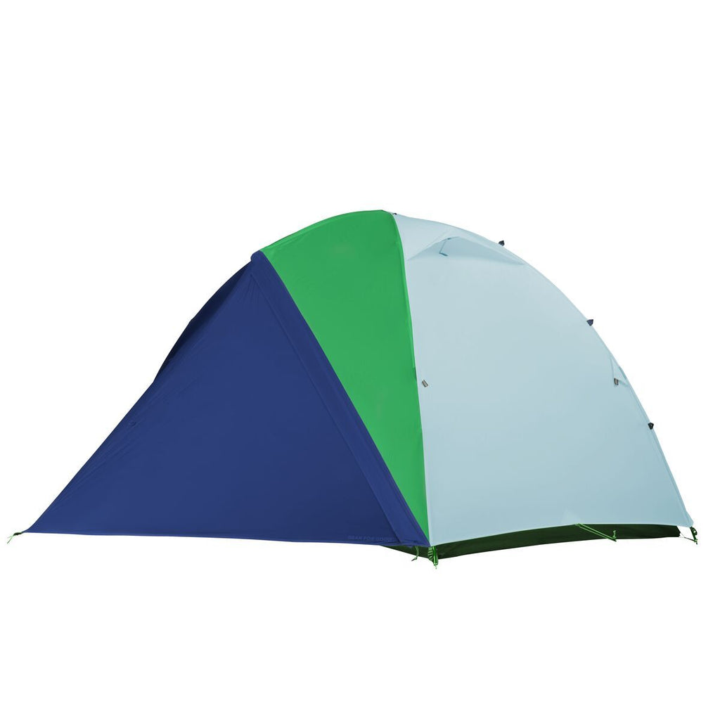 Inti 2 Tent, Tent and Alcove, Back