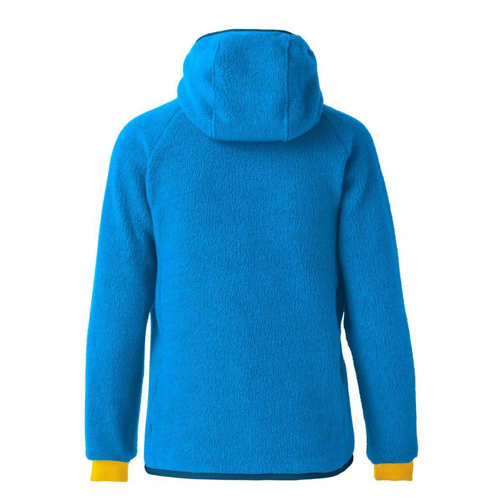 Cubre Full-Zip Fleece Jacket - Men's, Sea Blue/Marigold, Back