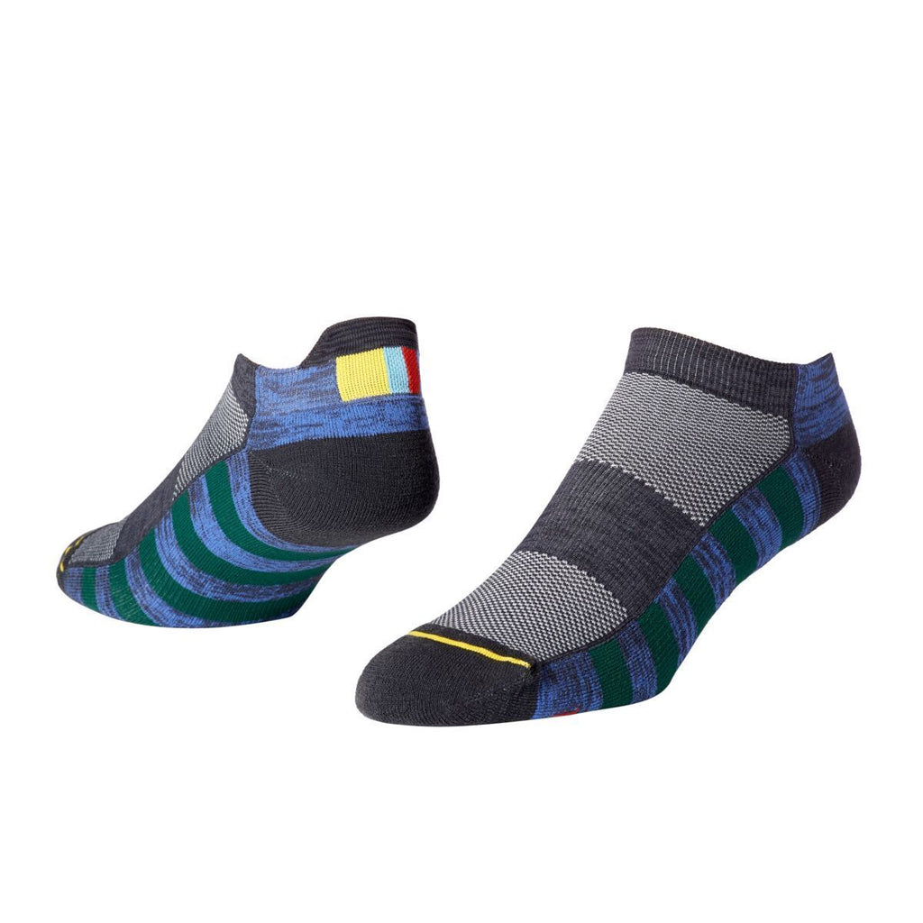 Escondido Low-Cuff Sock - Men's, True Blue