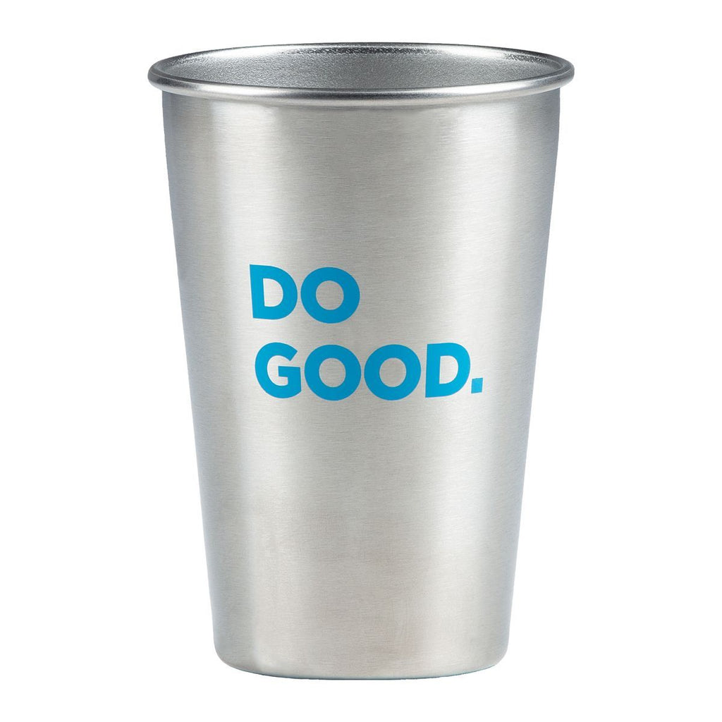 Do Good Stainless Steel Pint Cup