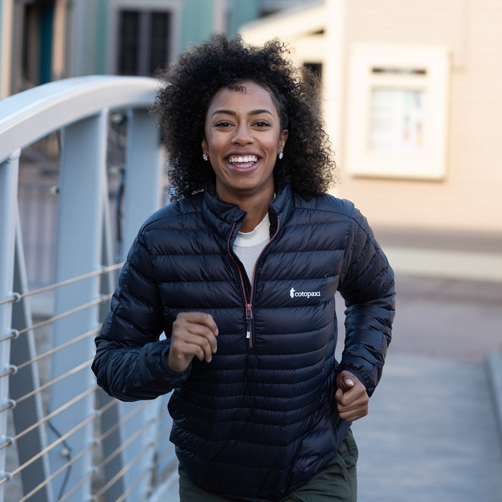 Fuego Down Pullover Jacket - Women's