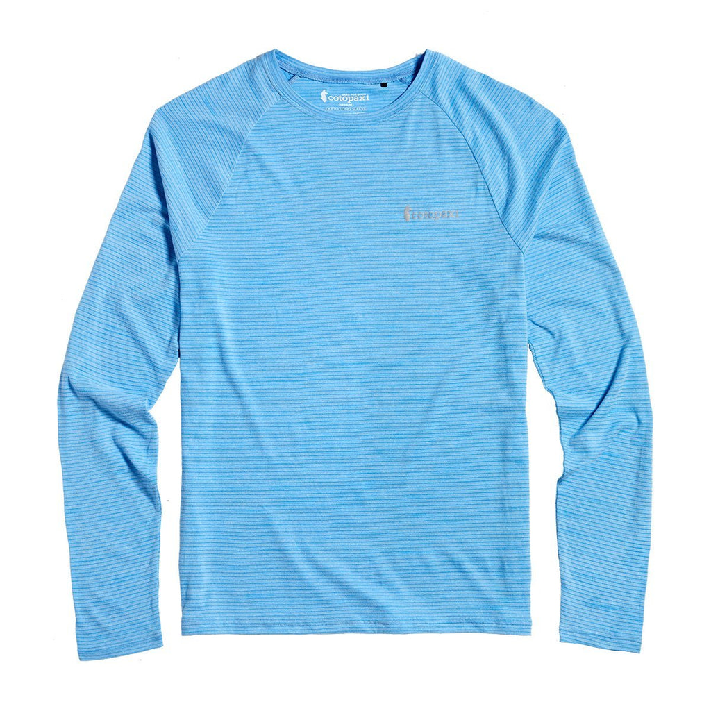 Quito Long-Sleeve Active Shirt - Men's