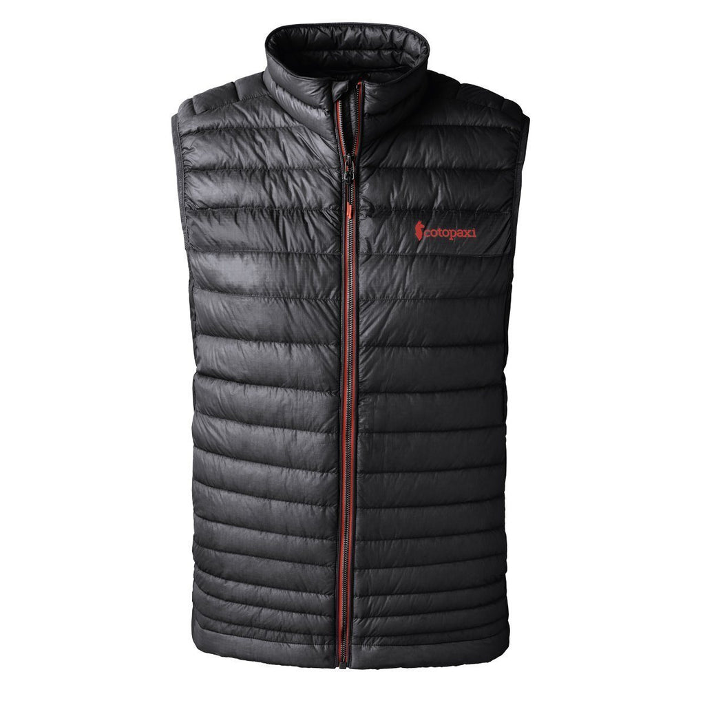Fuego LT Down Vest - Men's - Sale, Raven, Front
