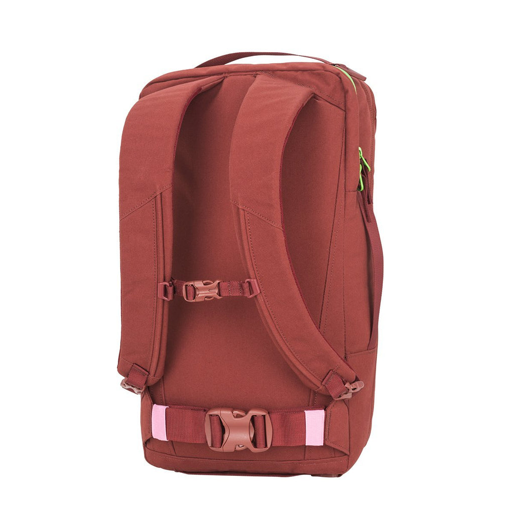 Nazca 24L Travel Pack, Brick, Back
