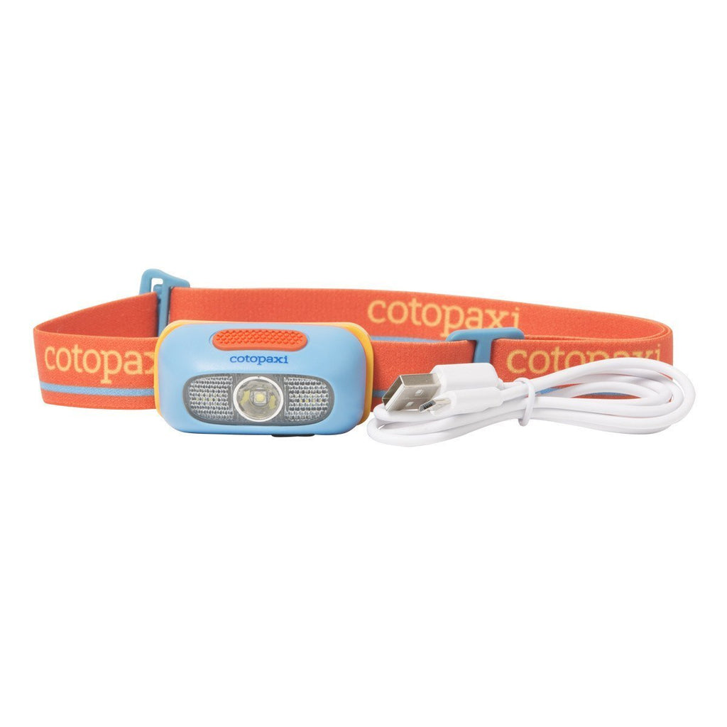 Claro Headlamp, Orange with Charger