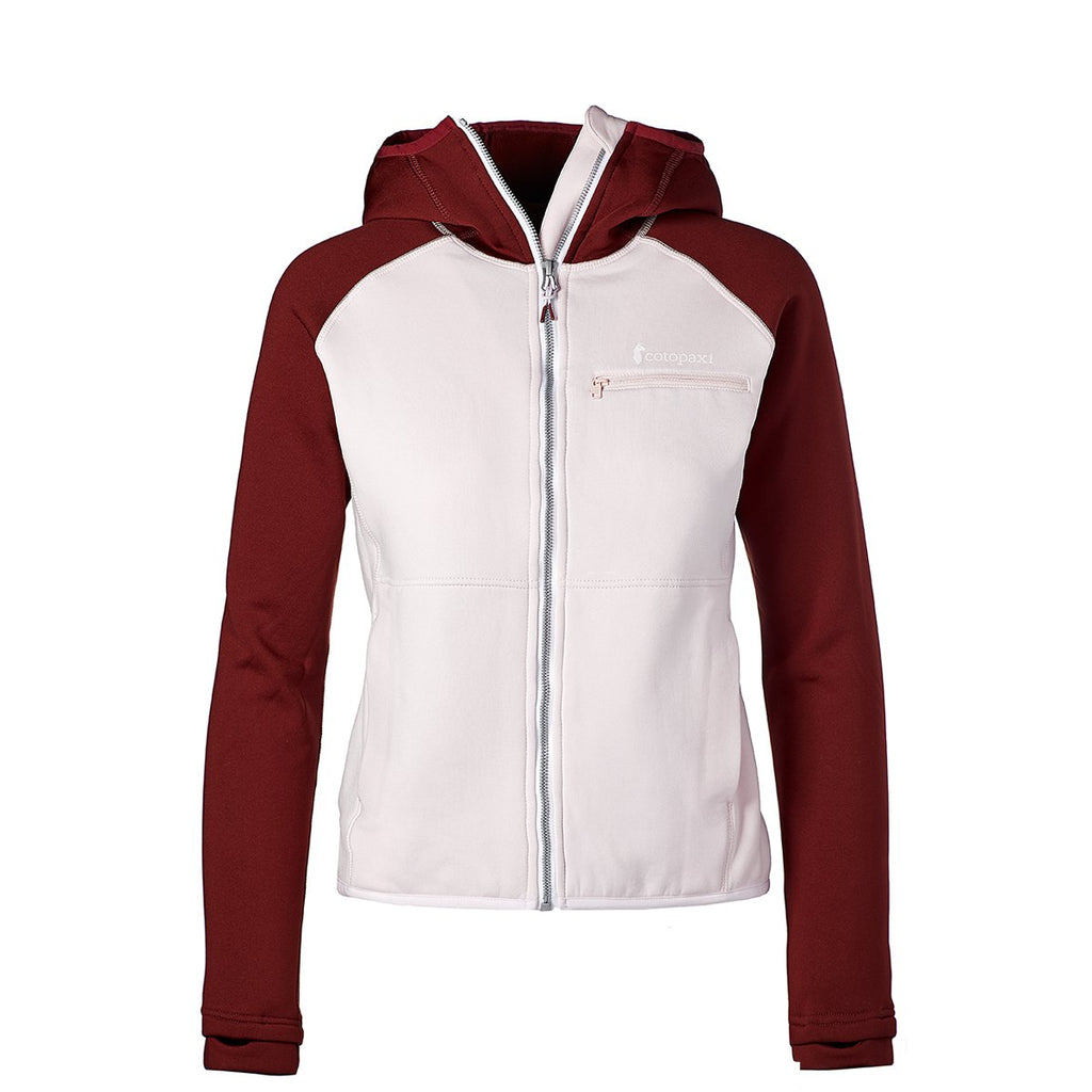 Sambaya Stretch Fleece Hooded - Women's