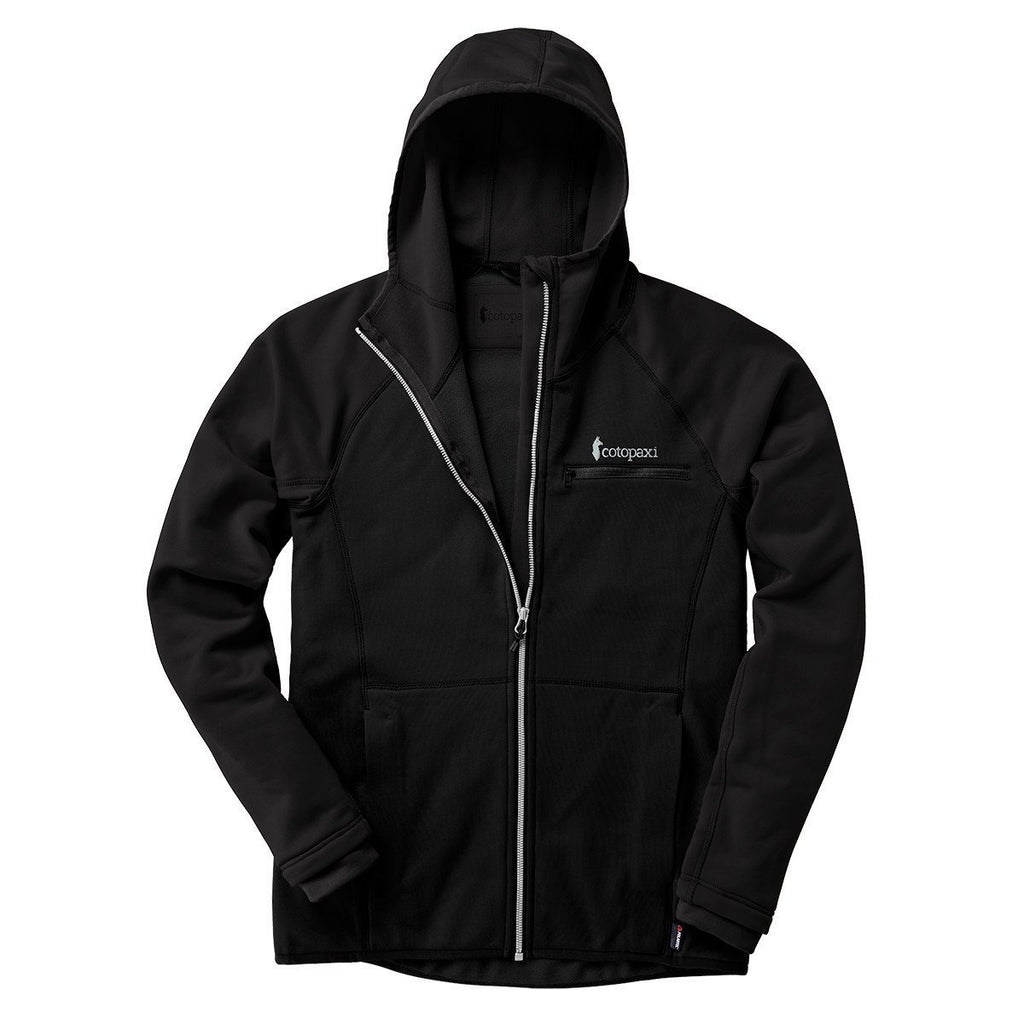 Sambaya Stretch Fleece Hooded Jacket - Men's