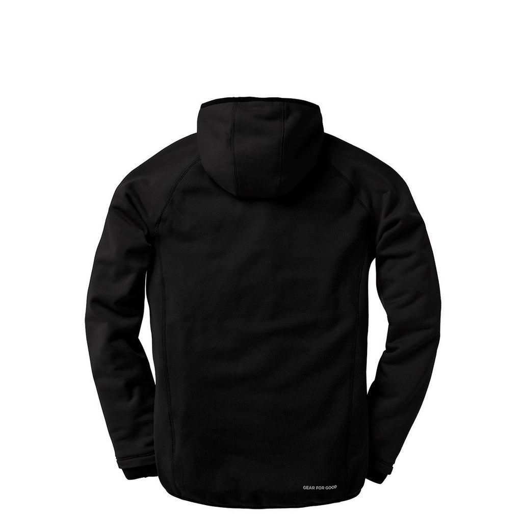 Sambaya Stretch Fleece Hooded - Men's