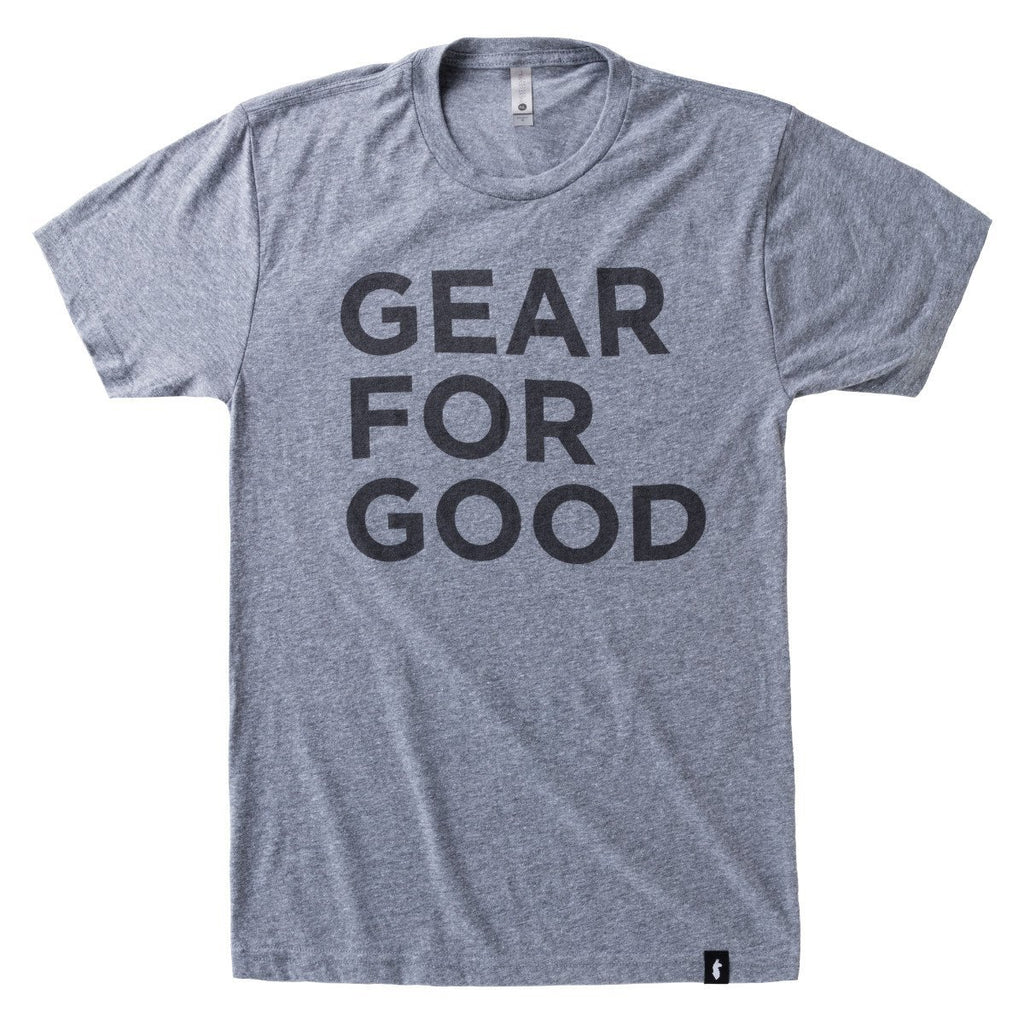 Gear For Good T-Shirt - Men's