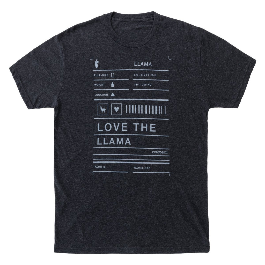 Love The Llama T-Shirt - Men's