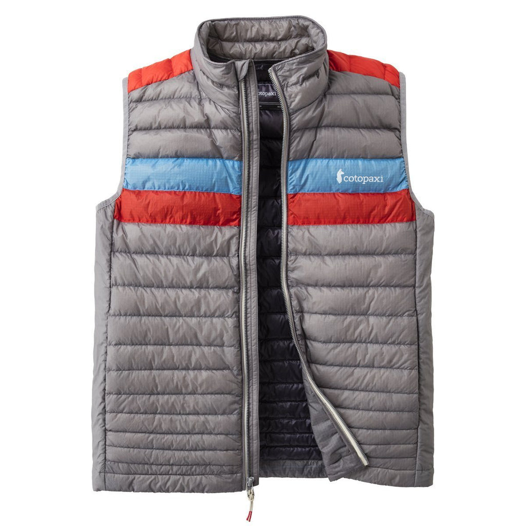 Fuego LT Down Vest - Men's - Sale, Shark, Front