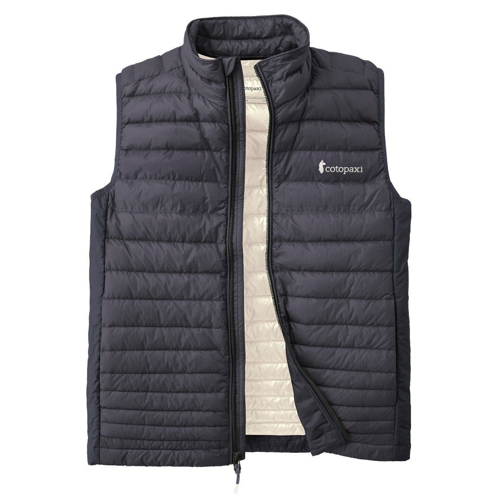 Fuego LT Down Vest - Men's - Sale, Graphite, Front