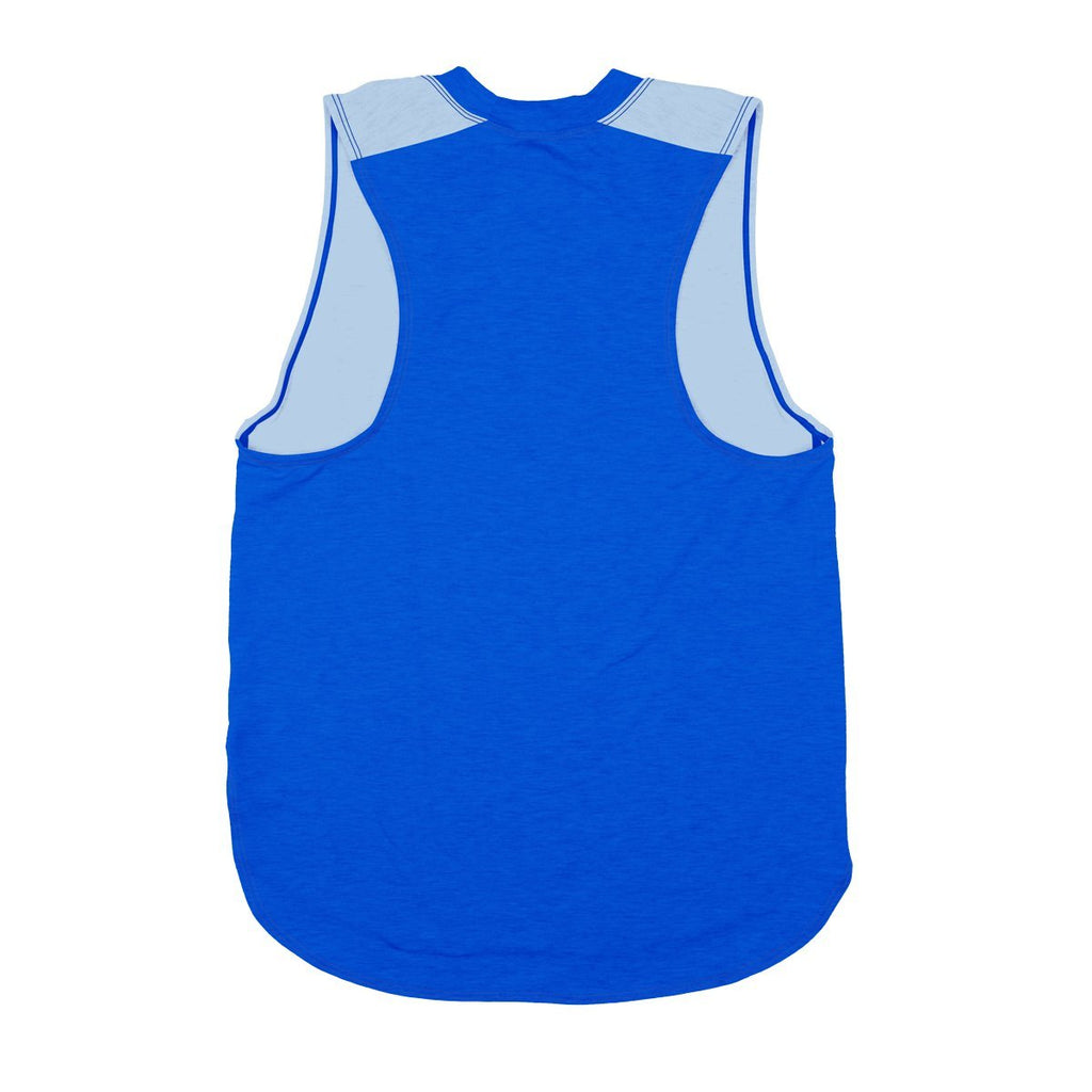 Quito Active Tank - Women's, True Blue/Powder, Back
