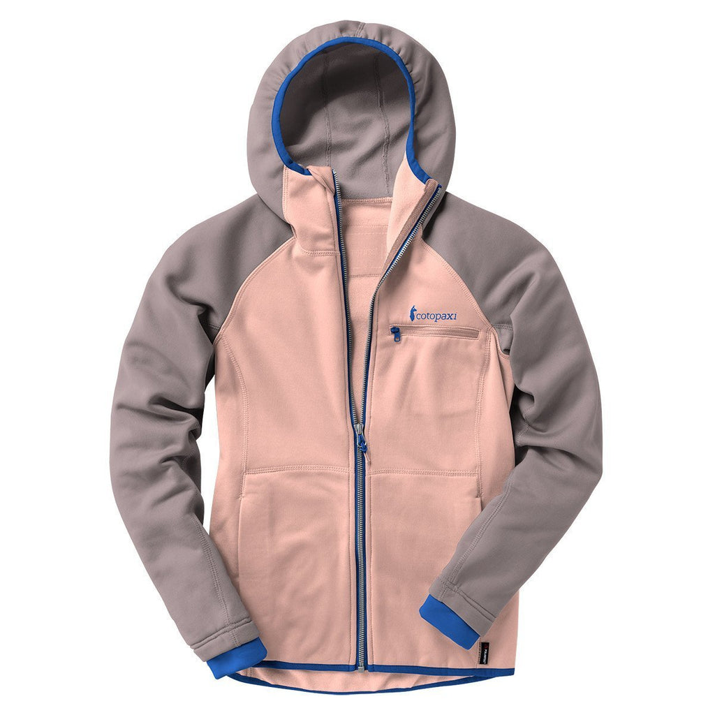 Sambaya Stretch Fleece Hooded - Women