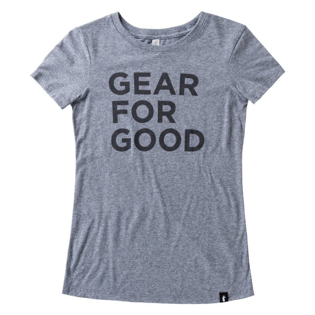 Gear For Good T-Shirt - Women's