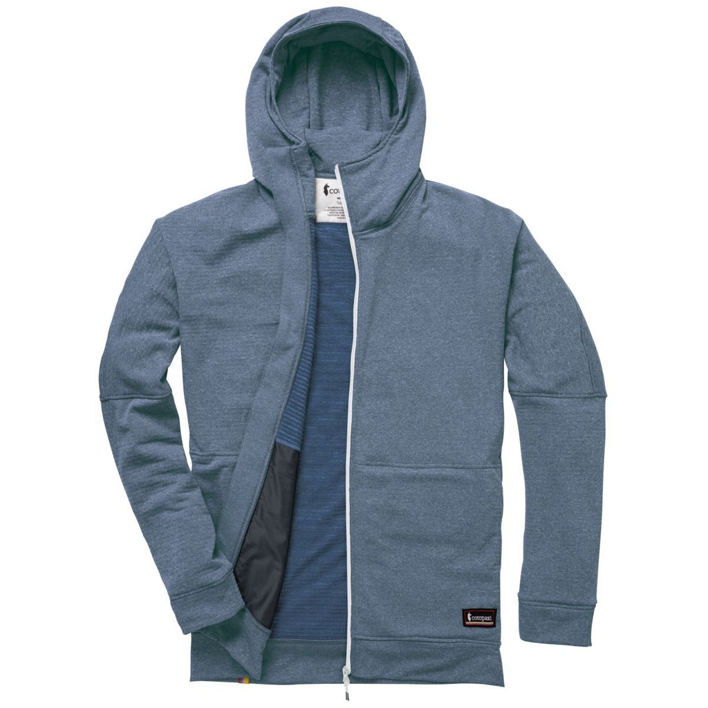 Tolimán Full-Zip Wool Hoodie - Men's