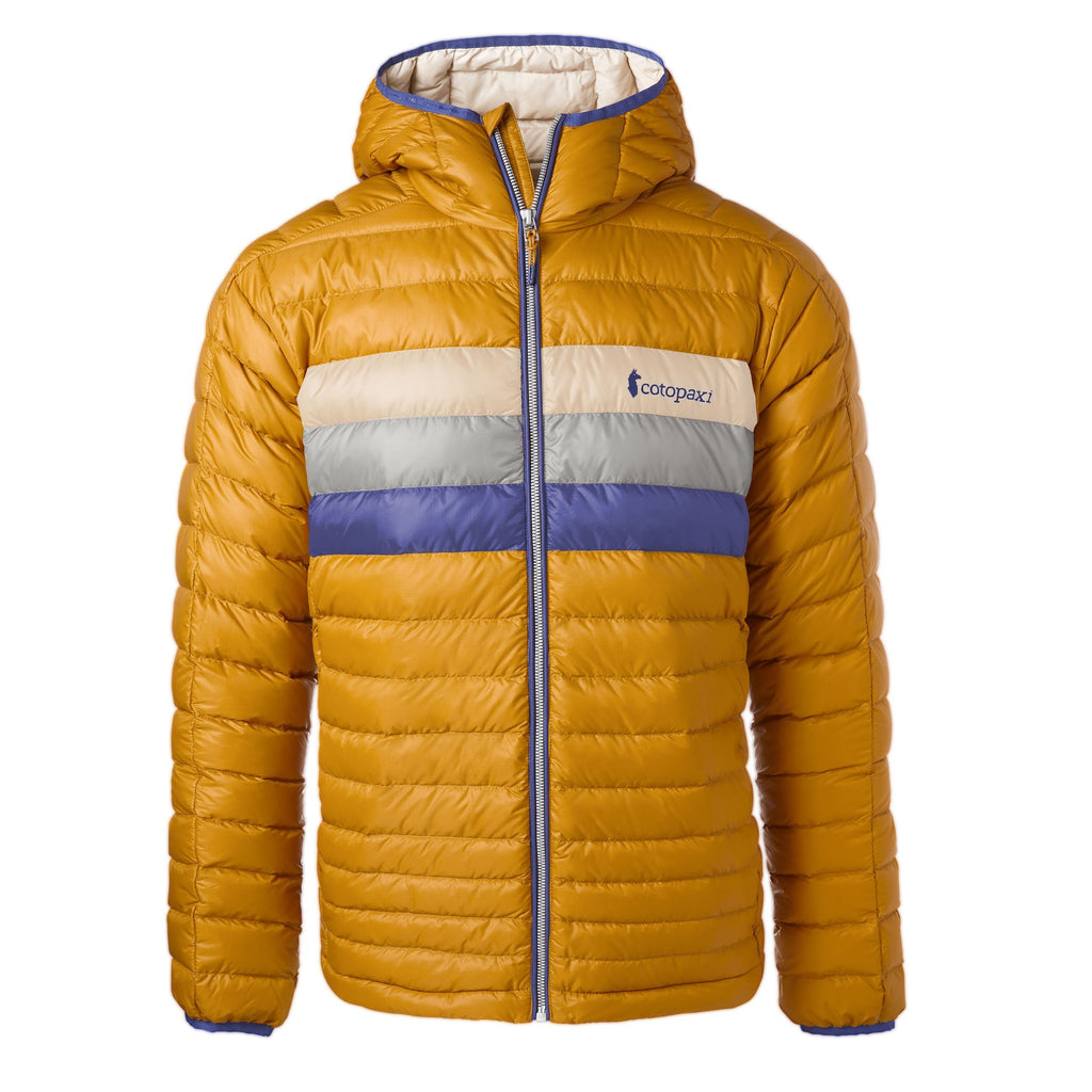 Fuego Down Jacket - Men's, Sahara, Front